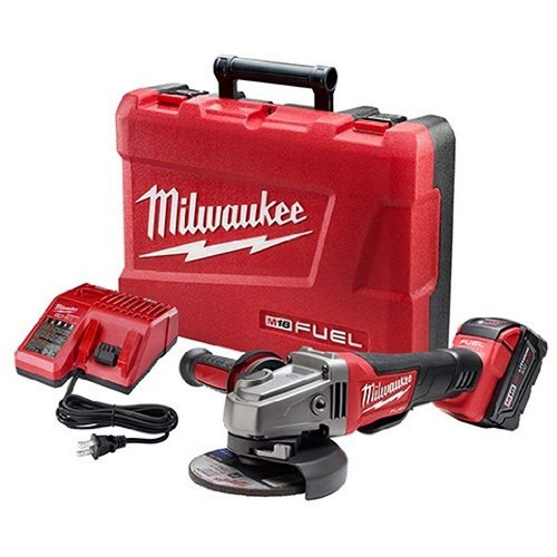 Best Cordless Angle Grinders 6. Milwaukee 2780-21 M18 FUEL 4-1/2
