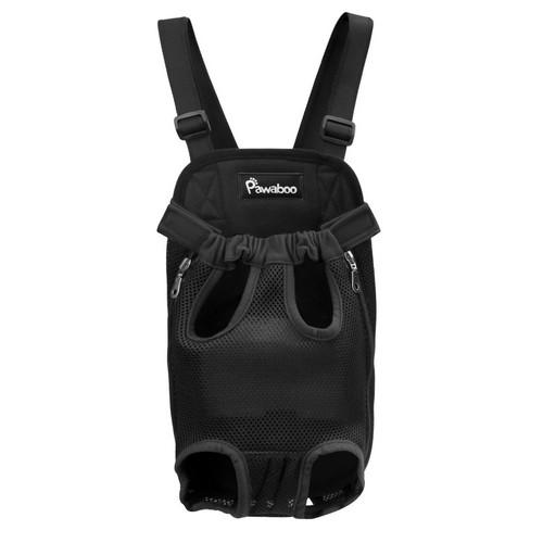 Best Dog Carrier Backpacks 2. PAWABOO Pet Carrier Backpack