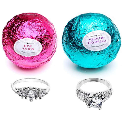 Top 10 Best Bath Bombs With Rings In 2019 Reviews