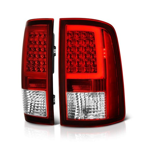 Best Dodge Ram LED Tail Lights 8. VIPMOTOZ OLED Neon Tube Tail Light Lamp