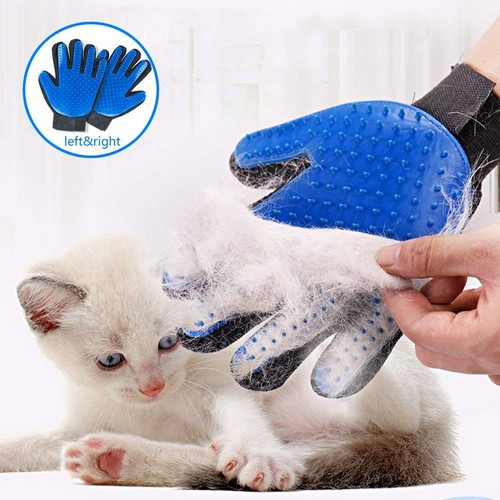 Top 10 Best Cat Grooming Gloves in 2018 Reviews