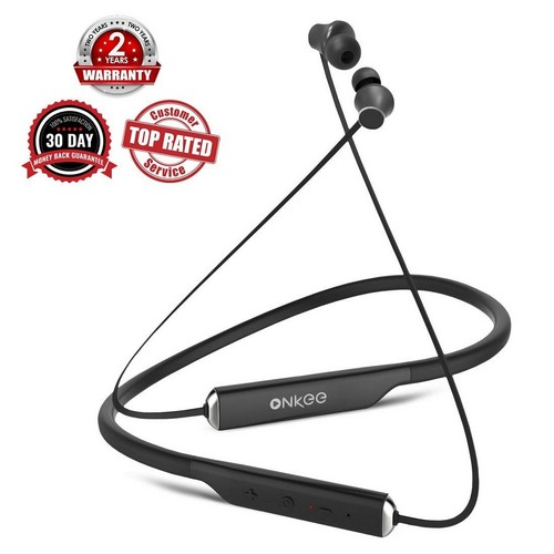 Best Noise Cancelling Headphones Under 50 4. ONKEE Bluetooth Noise Cancelling Earphones