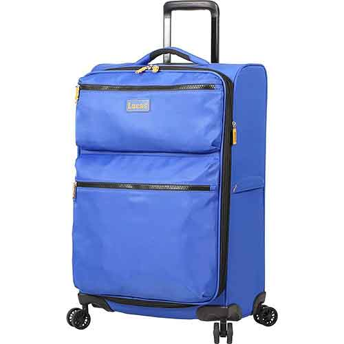 Lightweight Checked Luggages 9. LUCAS Ultra Light Weight Originals 24