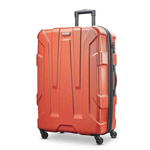 Lightweight Checked Luggages 1. Samsonite Centric Hardside 28