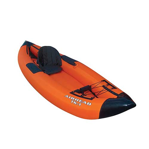 Best Inflatable Kayak under 500 9. Airhead MONTANA Kayak