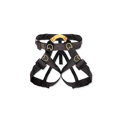 Best Climbing Harness for Beginners 9. TRANGO Gym Harness, OSFA