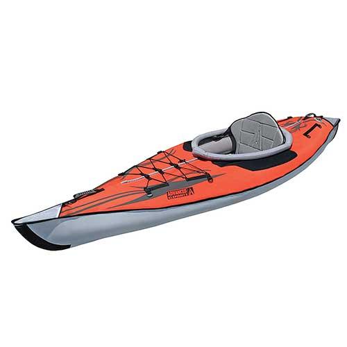 Best Inflatable Kayak under 500 6. ADVANCED ELEMENTS Advanced Frame Kayak