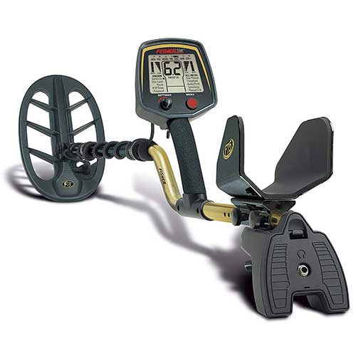 Best Metal Detectors for Gold 8. Fisher F75 Metal Detector