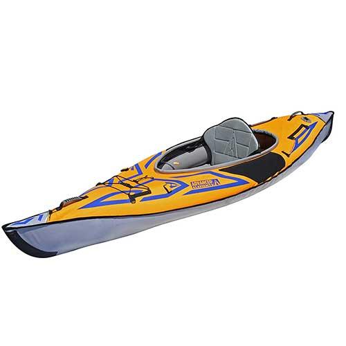 Best Inflatable Kayak under 500 3. AdvancedFrame Sport Kayak by Advanced Elements