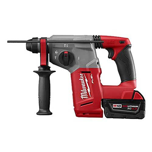 Top 10 Best Cordless Rotary Hammer Drills in 2021 Reviews