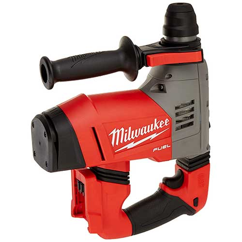 Best Cordless Rotary Hammer Drills 7. Milwaukee 2715-20 M18 Fuel 1-1/8