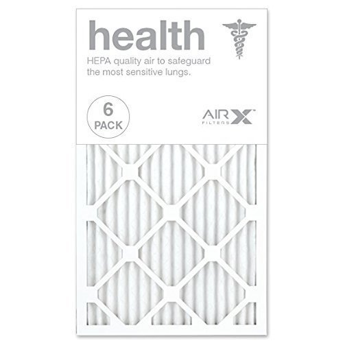 2. AIRx Filters best for dust control, AIRx Dust 12*24*1 furnace filters