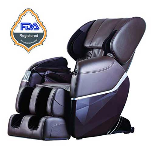 Best Massage Chairs Under 1000 5. New Electric Full Body Shiatsu Massage Chair Recliner Zero Gravity