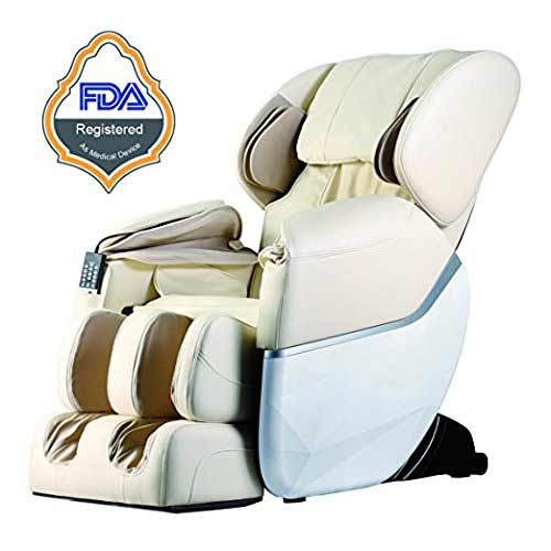 Best Massage Chairs Under 1000 2. Mr Direct New Electric Full Body Shiatsu Massage Chair Recliner Zero Gravity