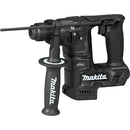 Best Cordless Rotary Hammer Drills 6. Makita XRH06ZB 18V LXT Lithium-Ion Sub-Compact Brushless Cordless 11/16