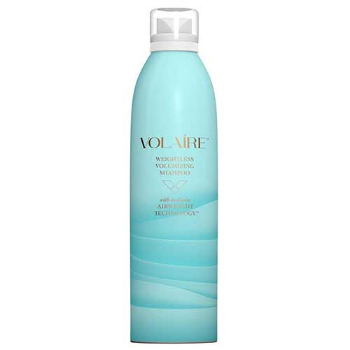 Best Dry Shampoos for Black Hair 7. Volaire Weightless Volumizing Shampoo