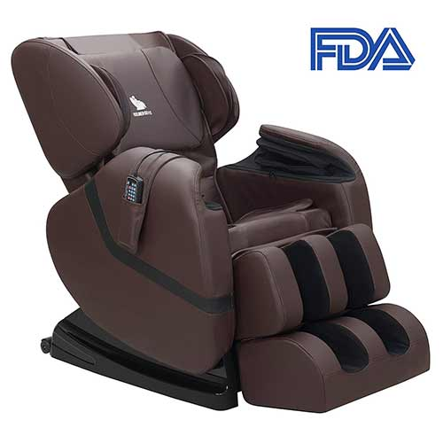 Best Massage Chairs Under 1000 10. Uenjoy Zero Gravity Massage Recliner Full Body Massage Chair Shiatsu Massage Chair