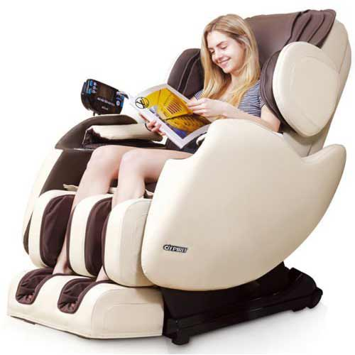 Best Massage Chairs Under 1000 3. R Rothania Ospirit New Electric Full Body Shiatsu Massage Chair