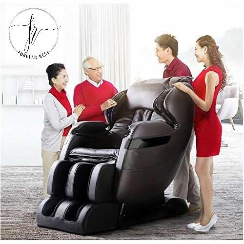 Best Massage Chairs Under 2000 1. New forever rest FR-5KS premier back saver, shiatsu, zero gravity massage chair with foot rolling and built