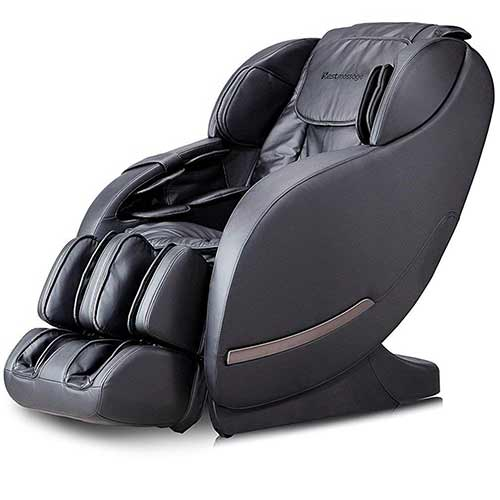 Best Massage Chairs Under 2000 6. Electric Full Body Shiatsu Massage Chair Foot Roller Zero Gravity w/Heat