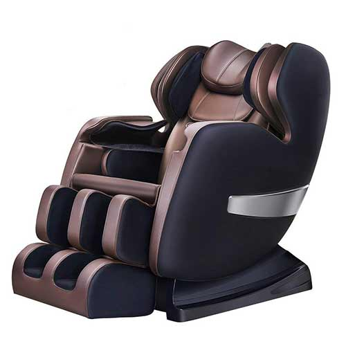 Best Massage Chairs Under 2000 5. OOTORI Deluxe S-Track Massage Chair Recliner with 3D Robot Hand, Zero Gravity Full Body Air Massage, With Stretch Heating