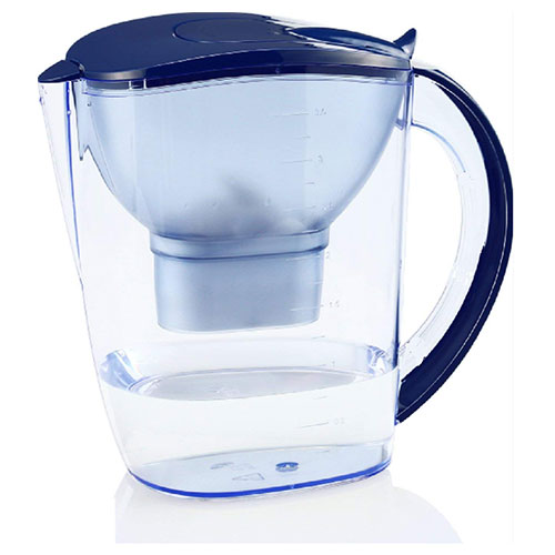 Best Alkaline Water Pitchers 1. EHM ULTRA Premium Alkaline Water Pitcher - 3.5L Pure Healthy Water Ionizer With Activated Carbon Filter - Healthy, Clean & Toxin-Free Mineralized Alkaline Water In Minutes - PH 8.5 - 9.5 - 2018
