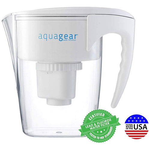 Top 10 Best Alkaline Water Pitchers in 2018 Reviews