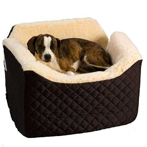 Best Dog Car Seats 5. Snoozer Lookout Car Seat