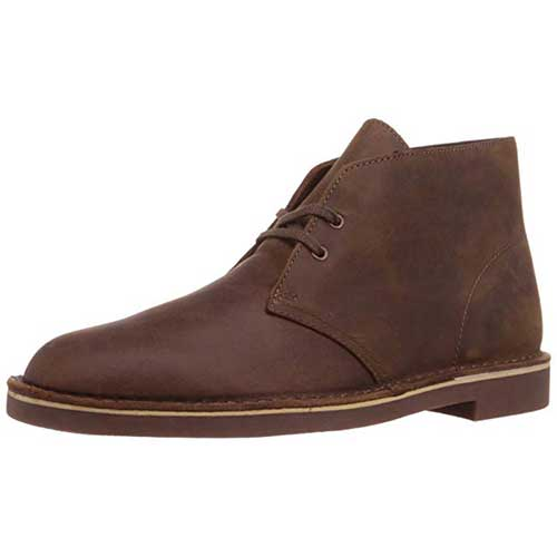 Best Chukka Boots Under 100 for Men 1. Clarks Men's Bushacre 2 Chukka Boot