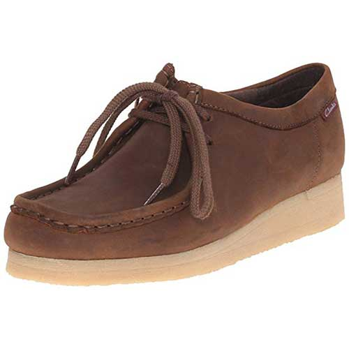 Best Chukka Boots Under 100 for Women 4. CLARKS Women's Padmora Oxford
