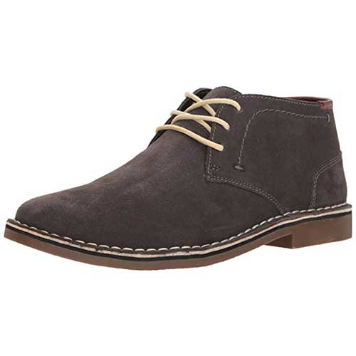 Best Chukka Boots Under 100 for Men 5. Kenneth Cole REACTION Mens Reaction Desert Sun Chukka Boot