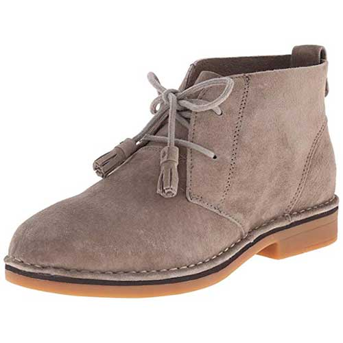Best Chukka Boots Under 100 for Women 1. Hush Puppies Women's Cyra Catelyn Chukka Boot