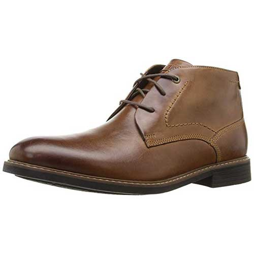 Best Chukka Boots Under 100 for Men 10. Rockport Men's Classic Break Chukka Boot