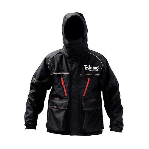Best Ice Fishing Suits 5. Eskimo Lockout Ice Fishing Jacket (S-5XL)