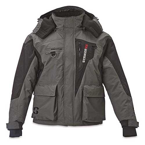 Best Ice Fishing Suits 7. Striker Ice Predator Jacket