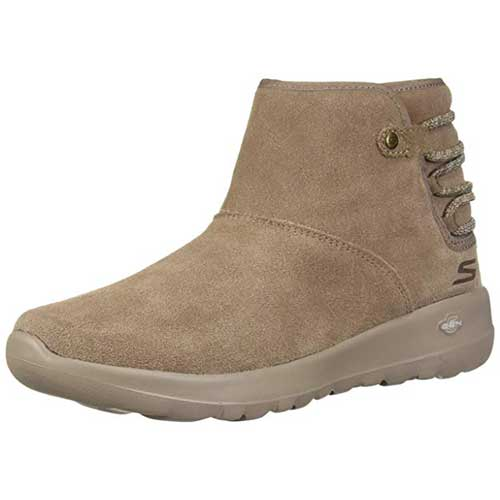 Best Chukka Boots Under 100 for Women 6. Skechers Women's On-The-go Joy 15502 Chukka Boot