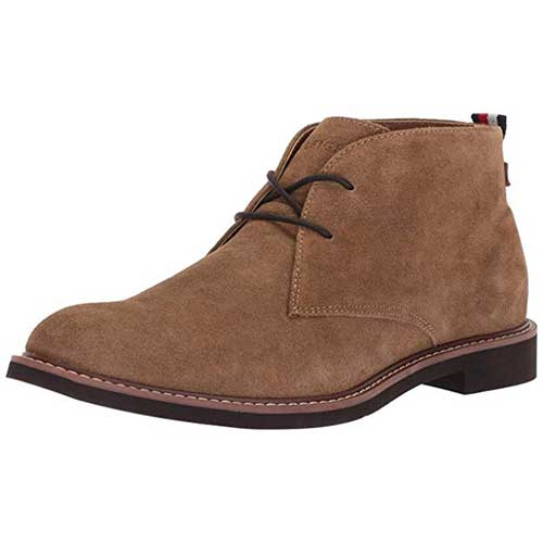 Best Chukka Boots Under 100 for Men 6. Tommy Hilfiger Men's Gervis Chukka Boot