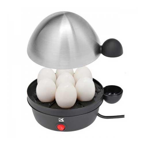 9. Kalorik Stainless Steel Egg Cooker