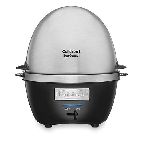 3. Cuisinart CEC-10 Egg Central Egg Cooker