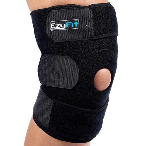 Best Knee Braces for Basketball 6. EzyFit Knee Brace Support