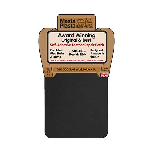 Best Glues To Use on Leather 8. MastaPlasta Self-Adhesive Patch