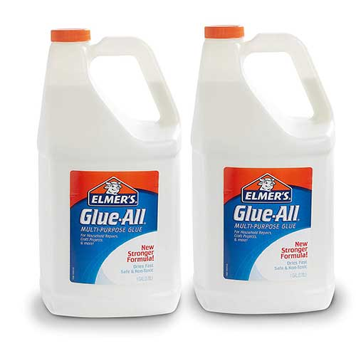 Best Glues To Use on Leather 10. Elmer's Glue-All Multi-Purpose Liquid Glue