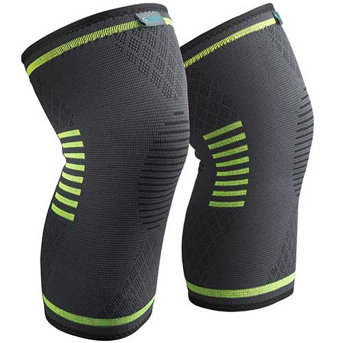 Best Knee Braces for Basketball 1. Sable Knee Brace Compression Sleeves