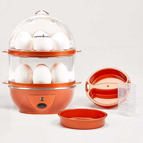 5. Copper Chef Want The Secret to Making Perfect C Electric Cooker Set