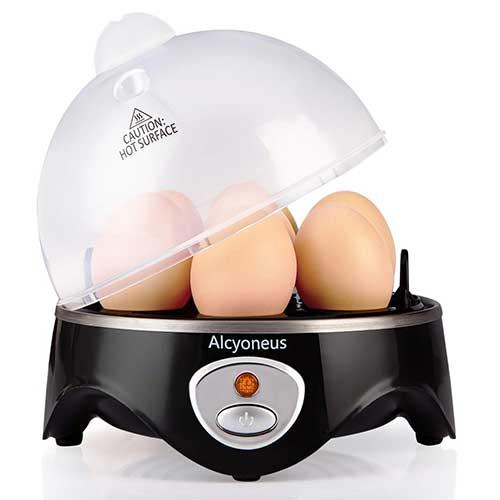 8. Alcyoneus Rapid Electric Egg Cooker/Boiler