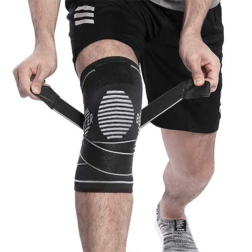 Top 10 Best Knee Braces for Basketball in 2019 Reviews