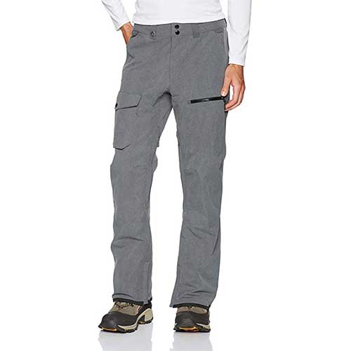 Best Men's Snowboard Pants 10. Quiksilver Men's Utility 20k Snowboard Ski Pants