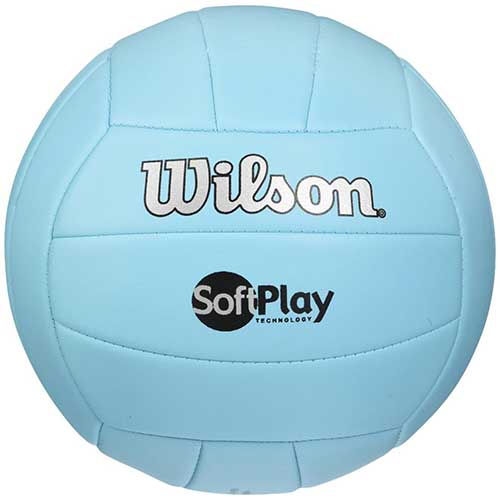 3. Wilson Soft Play Outdoor Volleyball