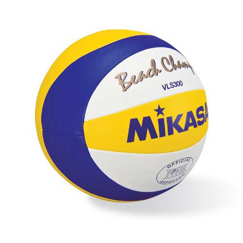 4. Mikasa VLS300, Beach Champ – Official Game Ball of The FIVB
