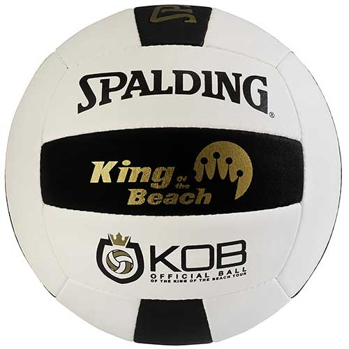 2. Spalding King of the Beach/USA Beach Official Tour Volleyball